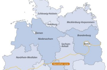 Sd Karte Besch303244digt Huawei.Karte Berlin Brandenburg Mecklenburg Vorpommern