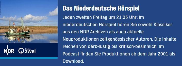 Plattdeutsches Hörspiel